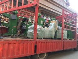 青岛新州焊机设备发往滨州