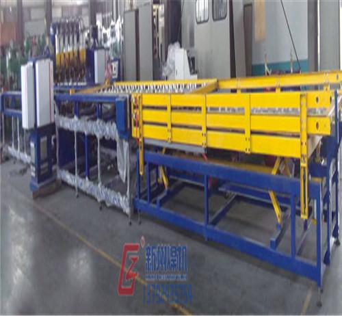 中频保护笼焊机