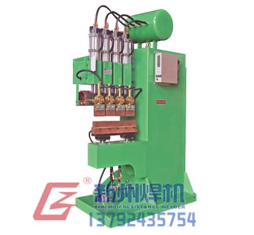 搁架多头排焊机DNW-150-4