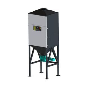 DX-自动卸料型 工业集尘器
