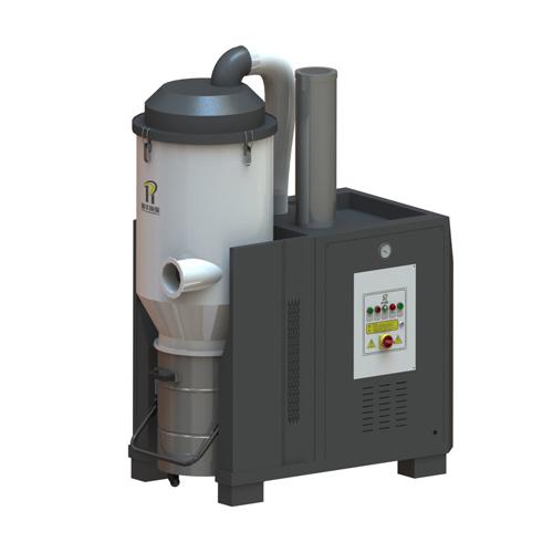 ZP高负压真空吸尘系统