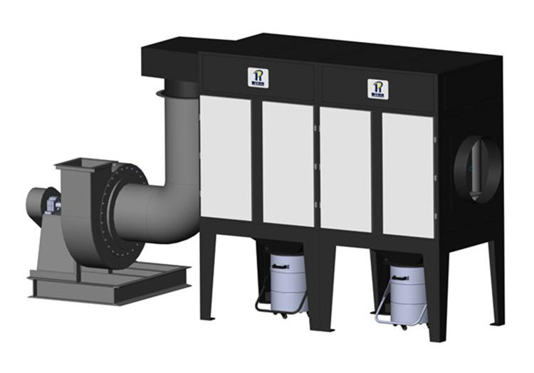 ZD系列大风量烟尘净化系统
