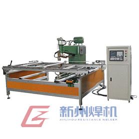 XY轴自动排焊机
