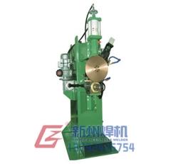 缝焊机焊缝是由相互搭接一部分的焊点所组成