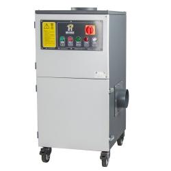 DE滤筒过滤电动振尘型集尘器