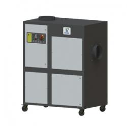 DW系列卧式反吹型 工业集尘器