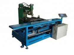 XY轴自动料架焊机
