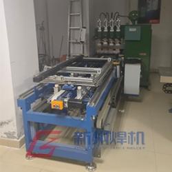 养殖笼双层自动排焊机
