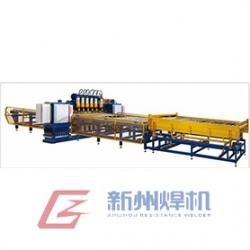 IBC吨桶网片焊机