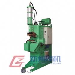 山东扁管散热器专用焊机